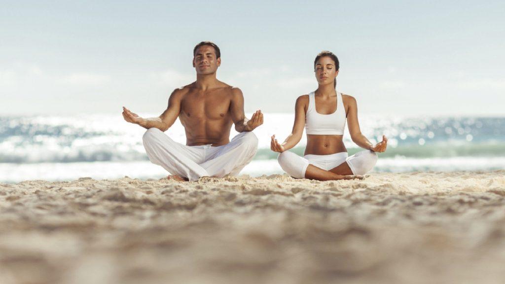 Hình ảnh Yoga đẹp