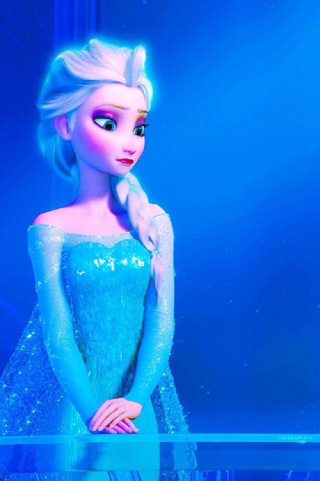 Công Chúa Elsa Buồn