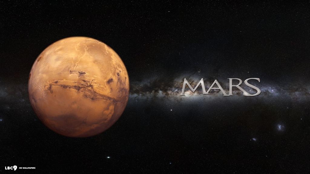 Hình ảnh Sao Hỏa