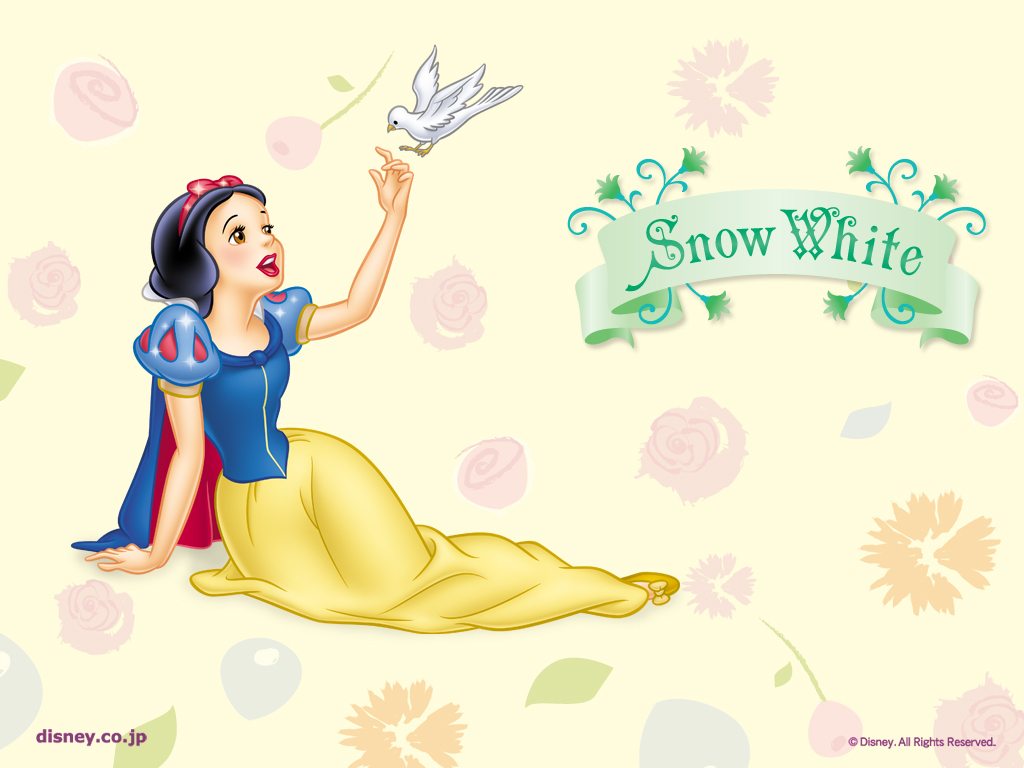 Snow-white-wallpapers Background