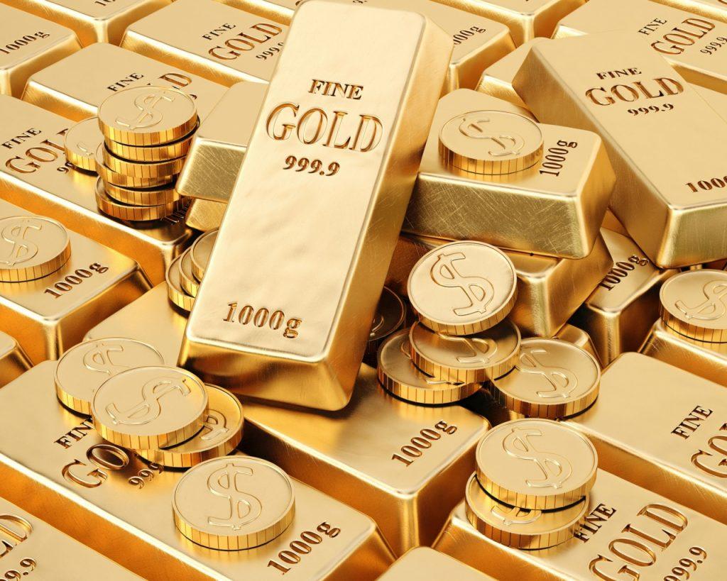 Thỏi Vàng Và Tiền Vàng