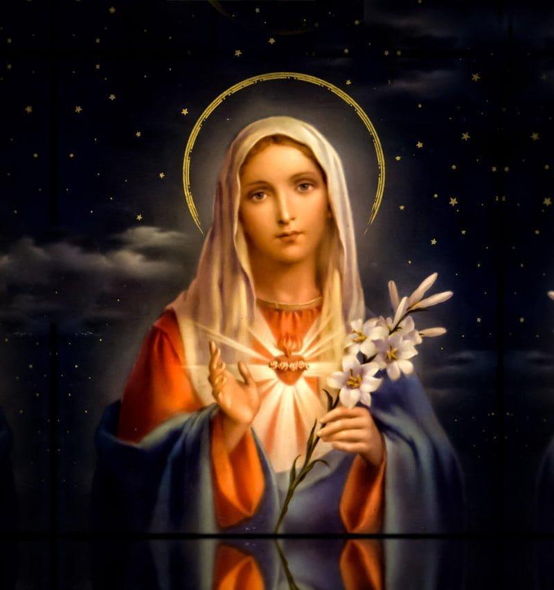 Đức Mẹ và Chúa Hài Đồng