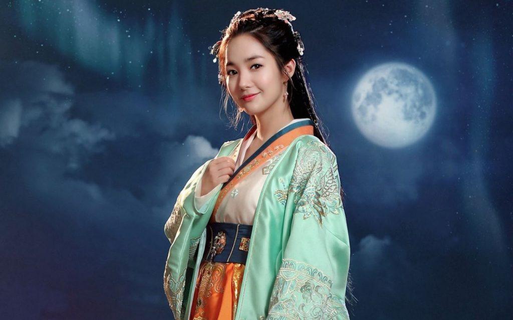 ảnh Cổ Trang Nữ đẹp Nhất