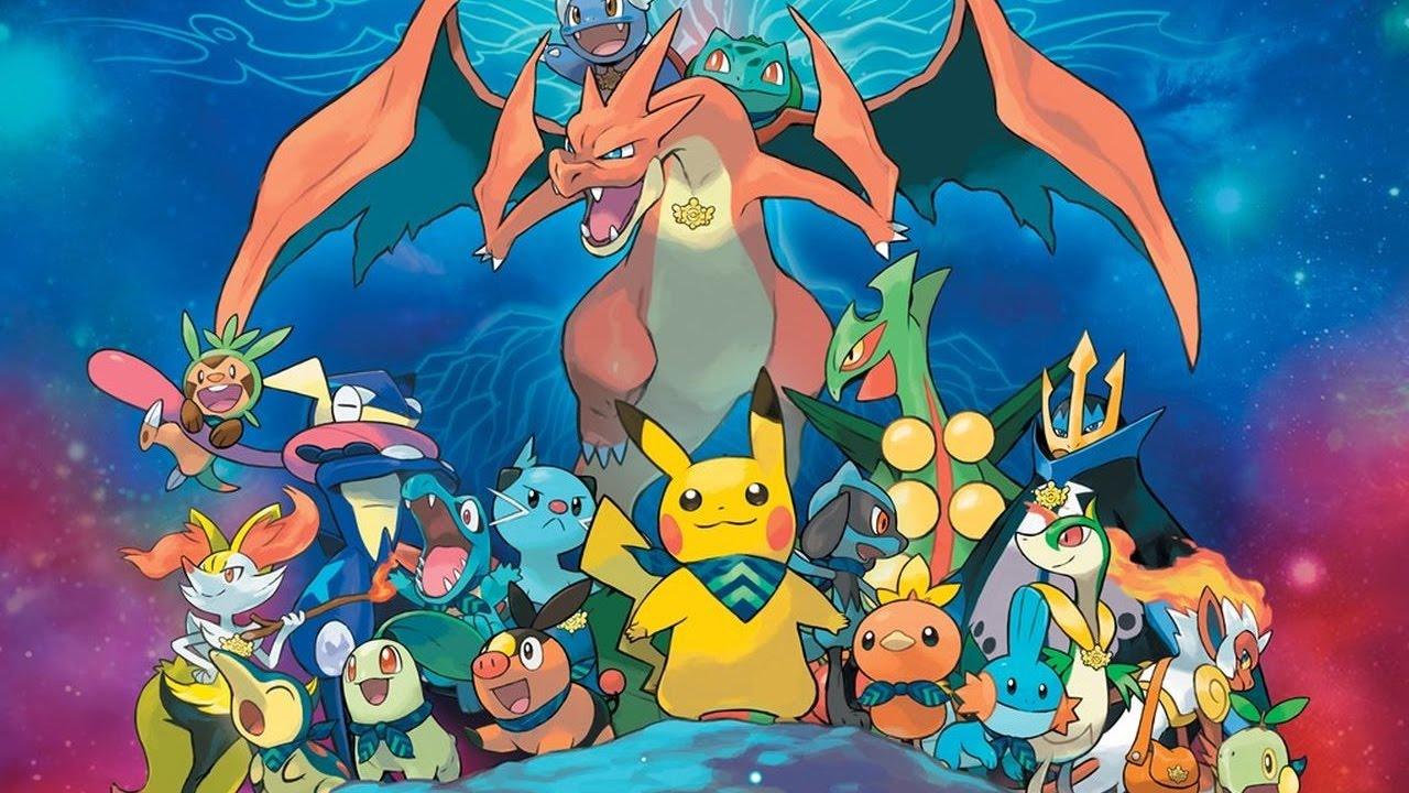 ảnh Pokemon Cute