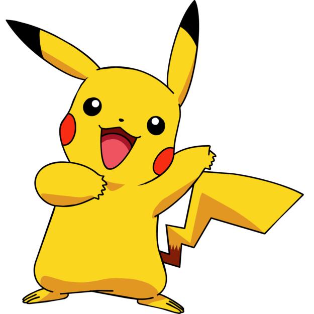 Anh Pikachu