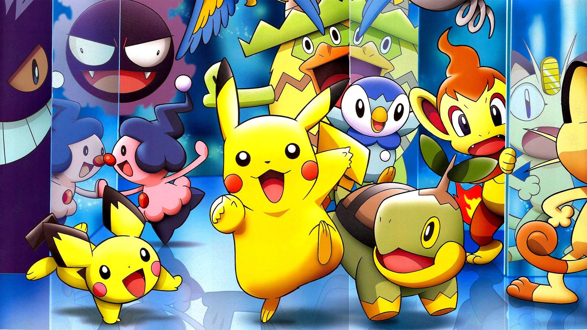 Hình đại diện Pokemon