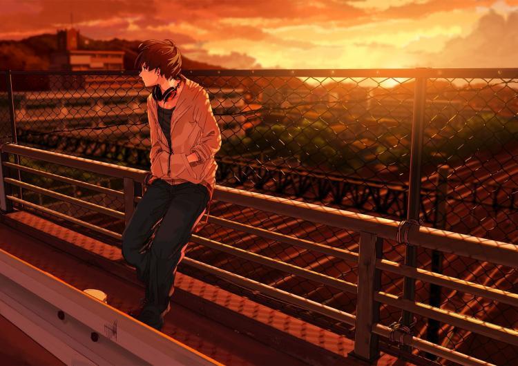 Hình ảnh Anime Buồn Khóc Tâm Trạng (14)