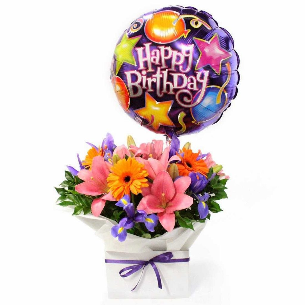 Happy Birthday Flower Images Best Of Happy Birthday With Flowers Beautiful Flowers