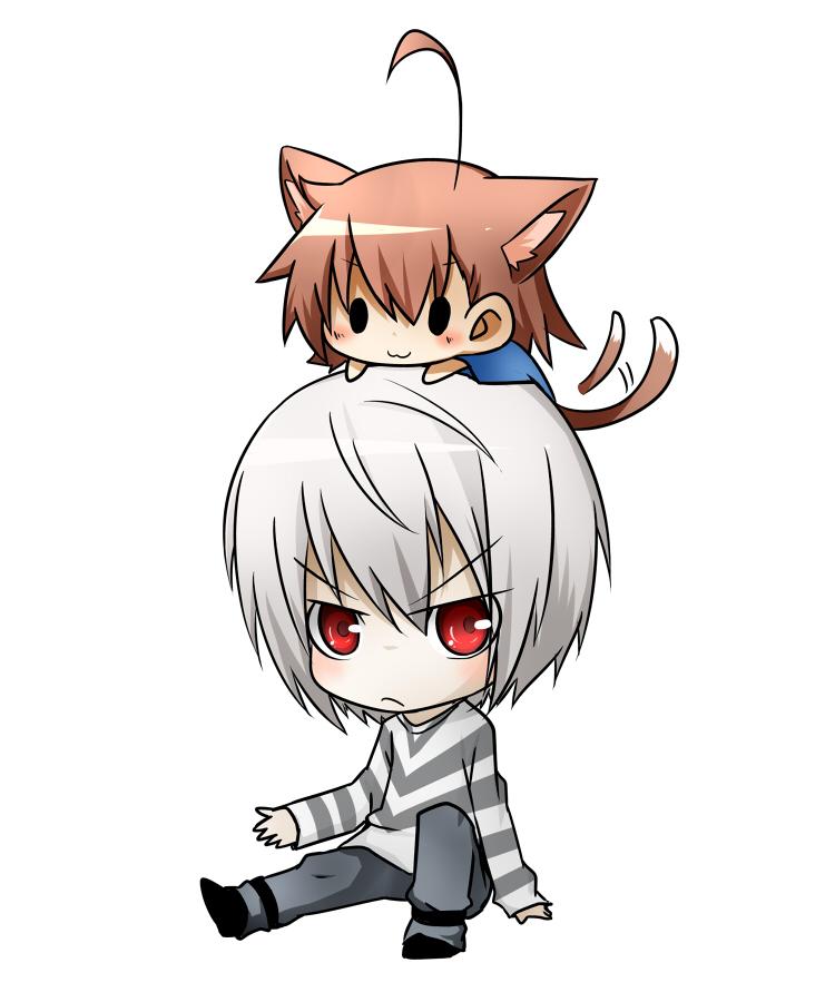 ảnh Anime Nam Cute độc đáo Nhất