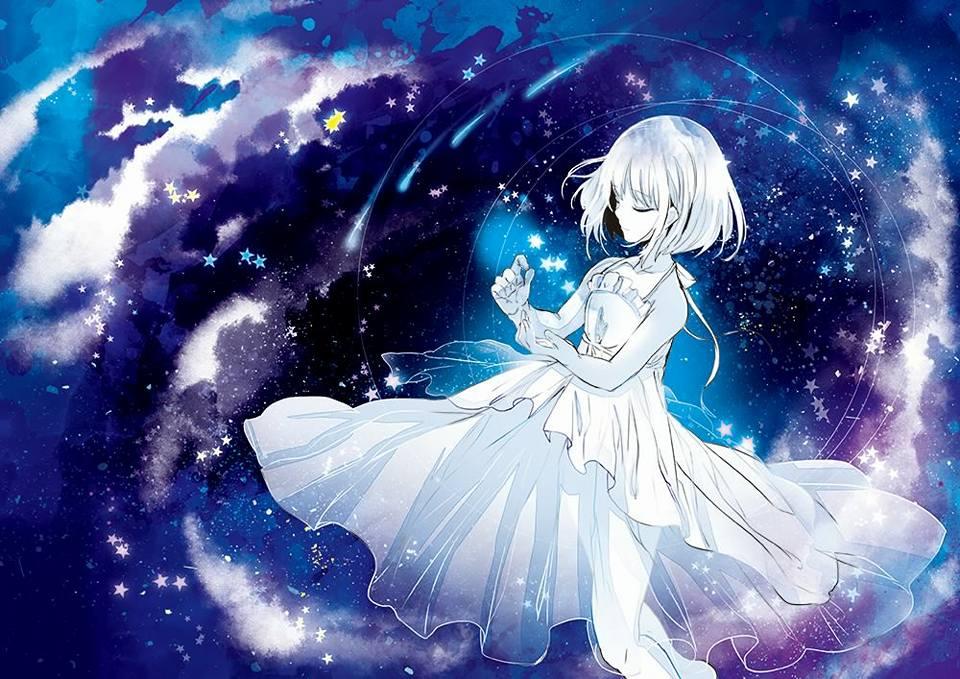 Hình Nền Anime Nữ Dễ Thương