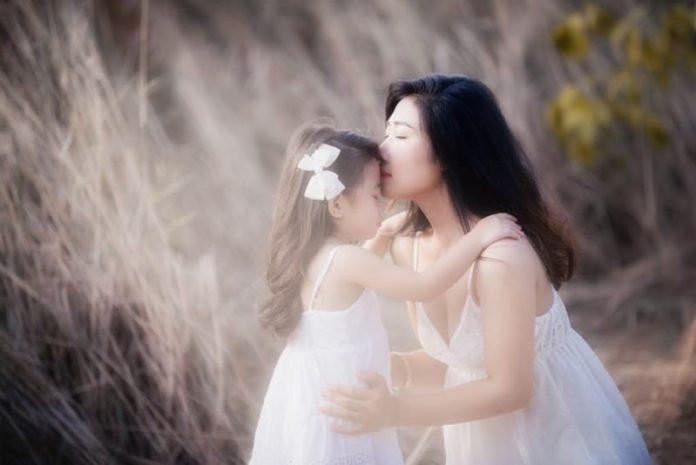 ảnh Mẹ Và Con